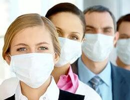 Обезопасить себя от гриппа